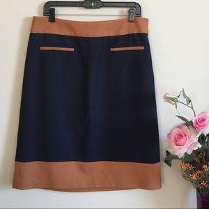 Beautiful Loft Skirt!! Size-10